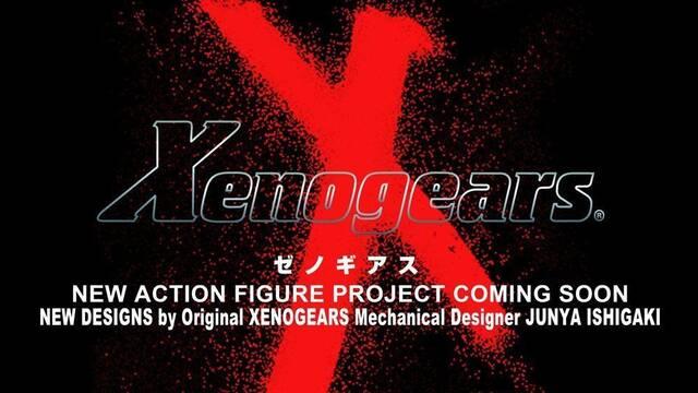 Square Enix celebrará los 20 años de Xenogears con una figura especial