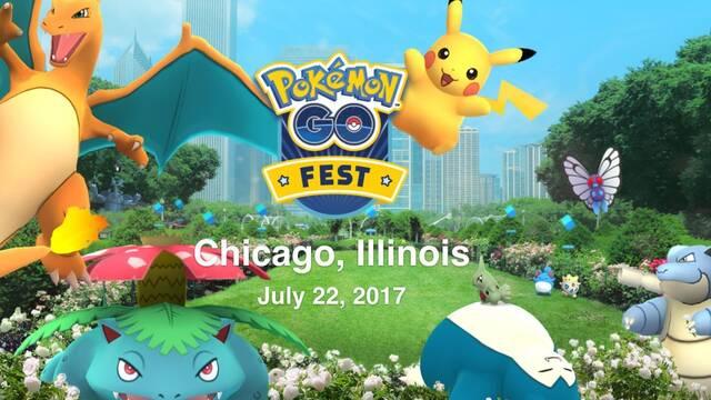Niantic pagará 1,5 millones por el fiasco del primer Pokémon Go Fest