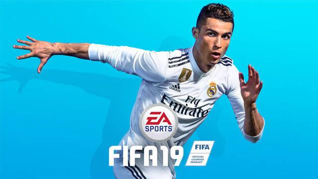 Cristiano Ronaldo, la imagen de FIFA 19, se marcha del Real Madrid