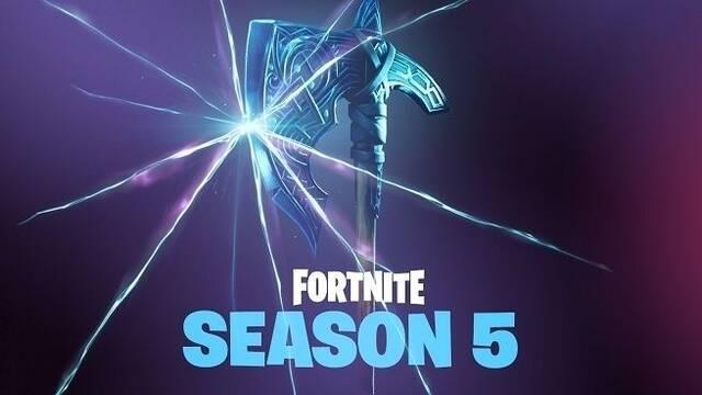 Nueva imagen de adelanto de Fortnite y su Temporada 5