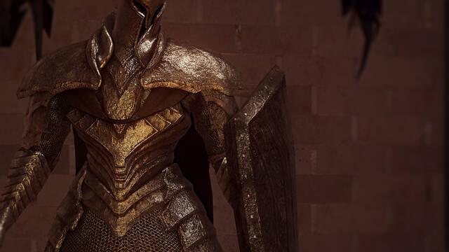 Dark Souls Remastered mejora sus gráficos con el mod Evie's Ultra HD