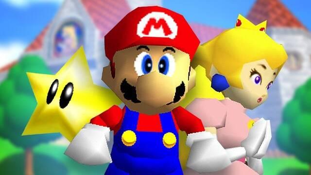Consiguen batir uno de los récords más difíciles de Super Mario 64