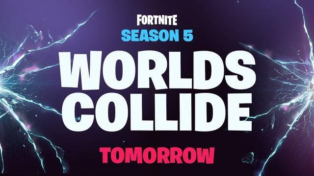 Una nueva imagen oficial de Fortnite confirma los rumores de la Temporada 5