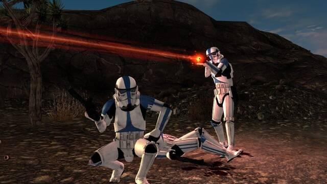 Un mod de Fallout: New Vegas trae a la Legión 501 de Star Wars a la acción