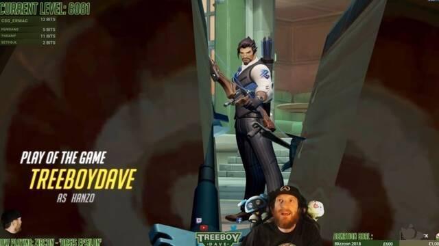 El jugador de mayor nivel de Overwatch juega 12 horas diarias