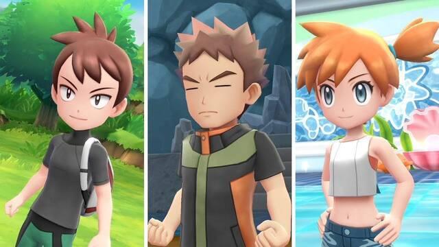 Pokémon: Let's Go, Pikachu! / Let's Go, Eevee! estrena nuevo tráiler