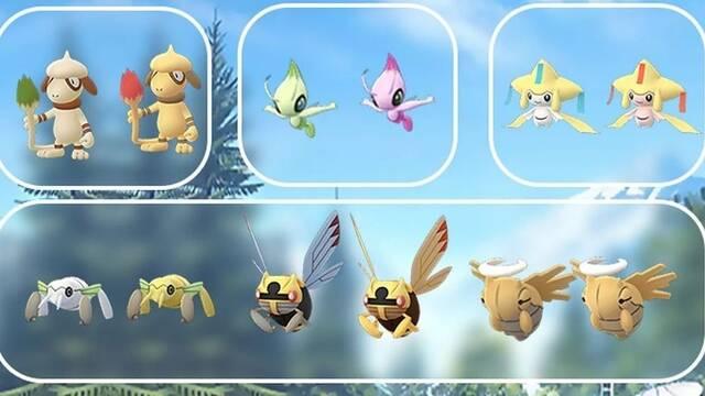 Encuentran indicios de nuevos Pokémon en el código de Pokémon GO