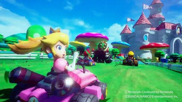 Mario Kart VR llegará a Londres este mes de agosto