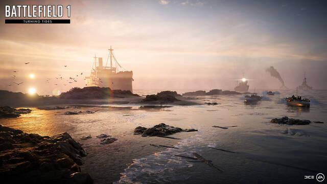 EA ofrece dos expansiones de Battlefield 1 y 4 gratis por tiempo limitado