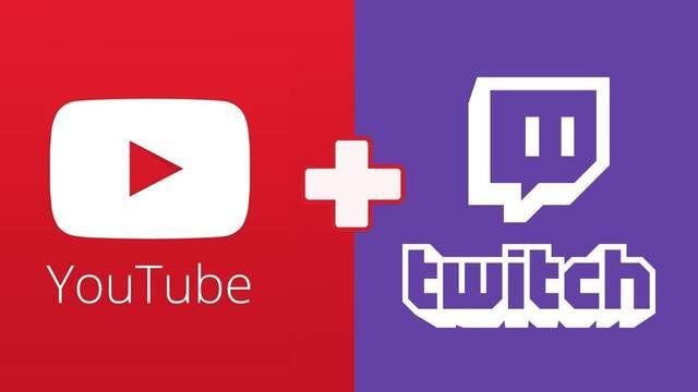 YouTube comienza a penalizar a los 'youtuber' que promocionan Twitch