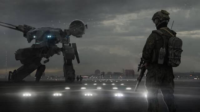 El director del film de Metal Gear Solid celebra su aniversario con artes inéditos