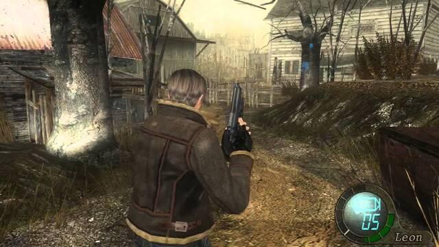 Resident Evil 4 HD Project se actualiza con más mejoras gráficas