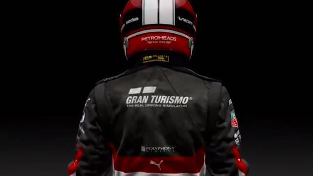 Gran Turismo Sport permitirá editar el mono de nuestro piloto