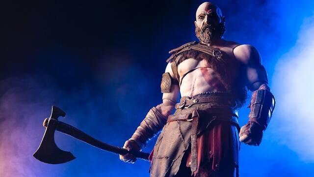 Mondo presenta su nueva figura de Kratos inspirada en el último God of War