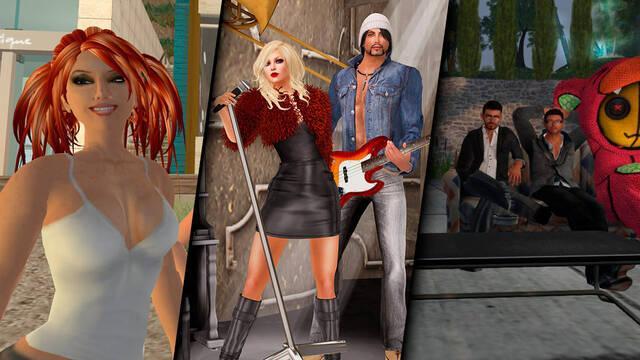 Second Life sigue vivo, ha cumplido 15 años y aún tiene miles de usuarios