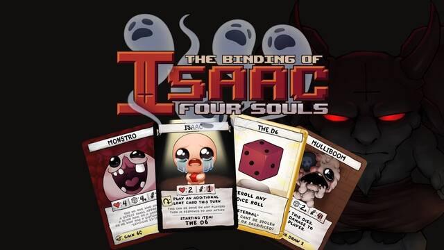 El juego de mesa de The Binding of Isaac recauda 2,6 millones de dólares