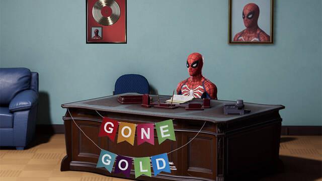 Spider-Man ya ha finalizado su desarrollo y está terminado