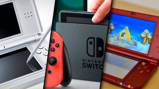 Estas son las ventas de todas las consolas de Nintendo hasta la fecha