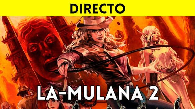 Jugamos en directo a La-Mulana 2 de PC a partir de las 19:00