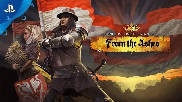 Kingdom Come: Deliverance recibirá mañana 'From The Ashes', su primer DLC