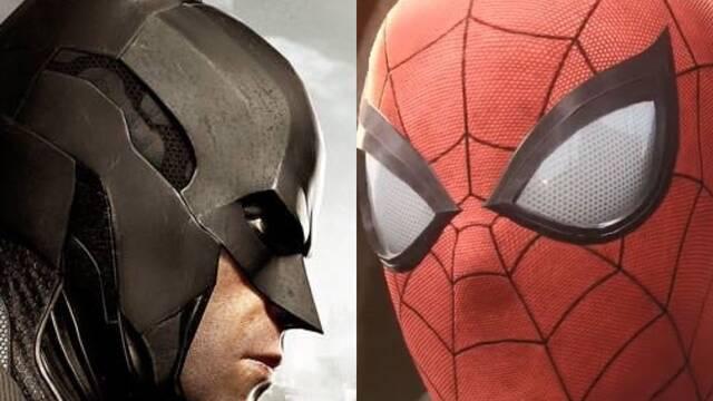 Spider-Man y Batman: Arkham Knight cara a cara en un nuevo análisis técnico