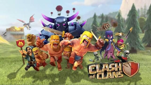 Los jugadores de Clash of Clans en iOS han gastado 4000 millones de dólares