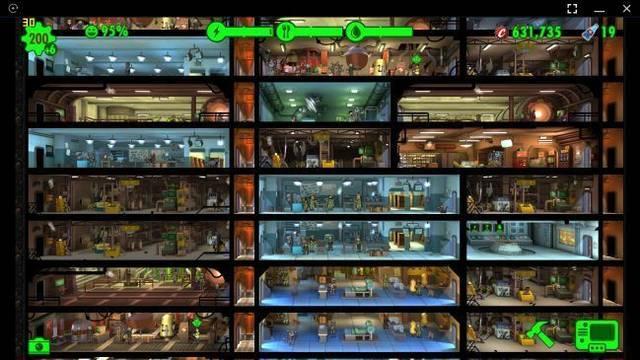 Todas las Salas en Fallout Shelter y para qué sirve cada una