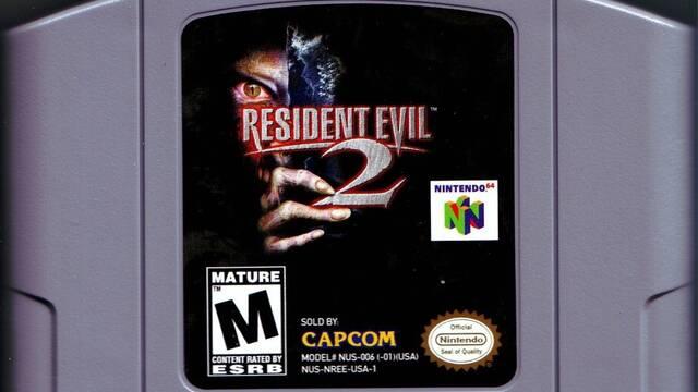 Así lograron el 'milagro' de Resident Evil 2 en un cartucho de Nintendo 64