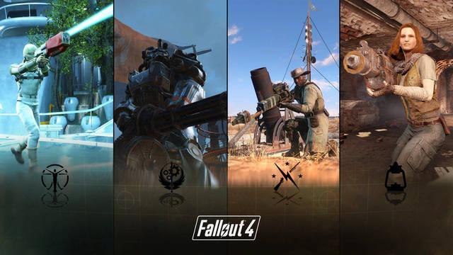 Facciones en Fallout 4: Info y cómo hacer todas las misiones en una partida