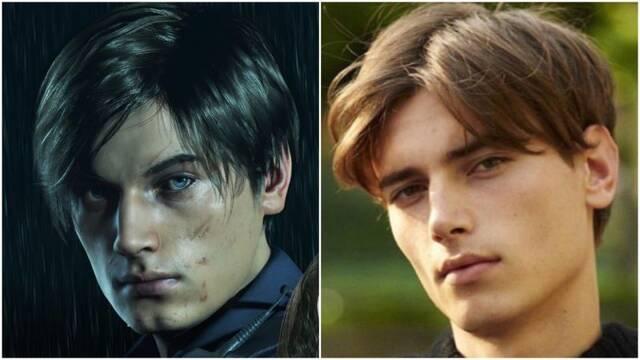 Así son los rostros de los actores y actrices de Resident Evil 2 Remake