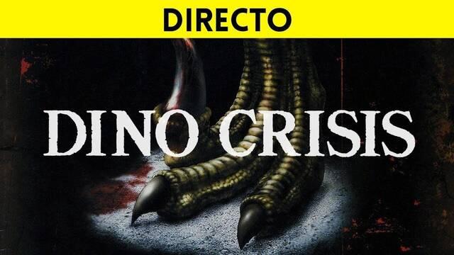 Jugamos en directo al primer Dino Crisis de PSX a partir de las 19:00