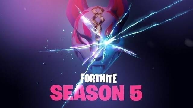 Fortnite desvela el primer teaser de la Temporada 5 en forma de imagen