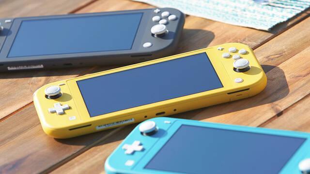 Nintendo Switch Lite sale a la venta el 20 de septiembre - TODOS los detalles y precio