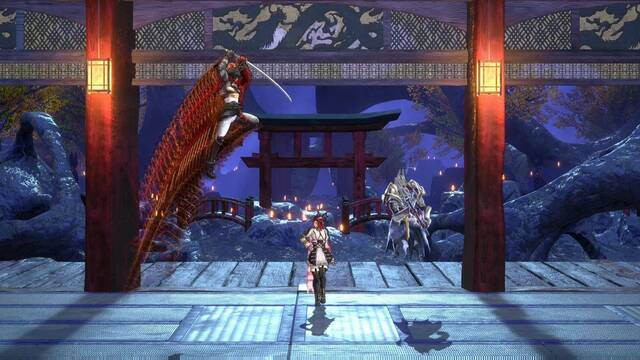 Zangetsu, segundo combate en Bloodstained: Ritual of the night - Cómo derrotarlo