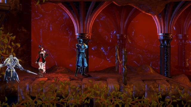 Cómo ganar la carrera contra el ninja en Bloodstained: Ritual of the night
