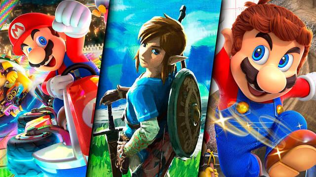 Nintendo Switch: Los 20 juegos más vendidos en España desde su lanzamiento