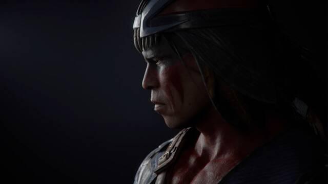 Nos muestran un nuevo adelanto de Nightwolf en Mortal Kombat 11