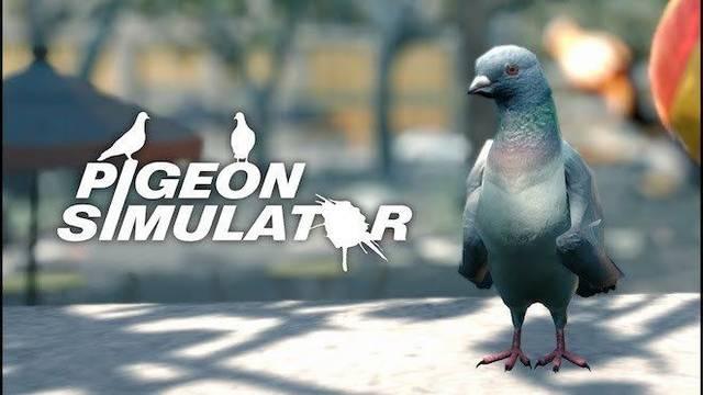 Primer tráiler de Pigeon Simulator, un alocado simulador de palomas