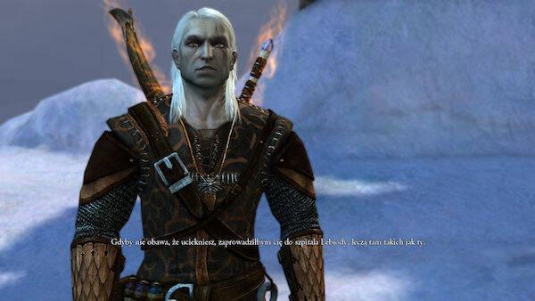 El primer The Witcher estrena un pack de texturas HD en personajes y monstruos