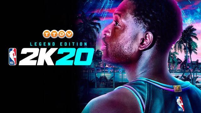 NBA 2K20 ya puede reservarse en TTDV