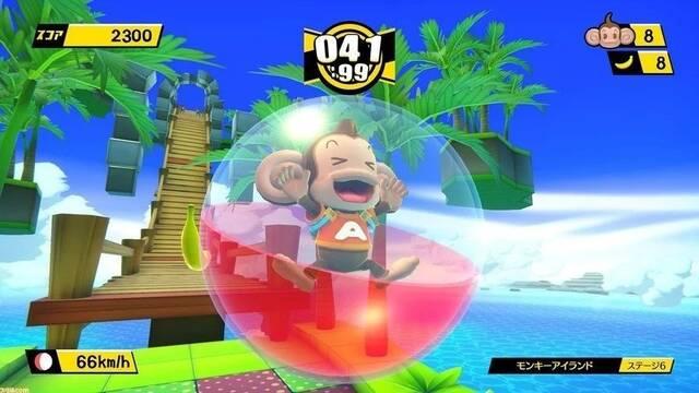Confirmado Super Monkey Ball: Now Good Taste! para PS4, PC y Switch