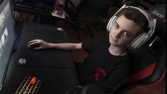 Crimz, popular jugador de Fortnite, abandona el instituto con el apoyo de su padre