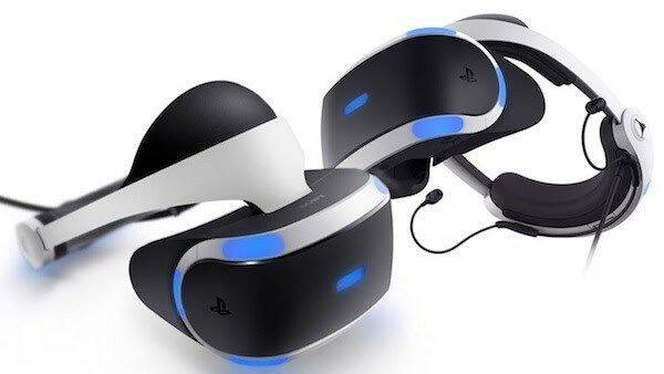 PlayStation VR: Nuevas patentes de Sony sugieren un headset inalámbrico y más potente
