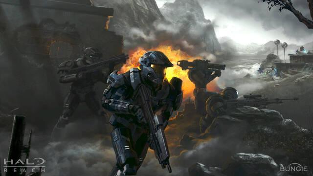 La próxima beta de Halo MCC para PC se centrará en el Modo Tiroteo de Halo Reach
