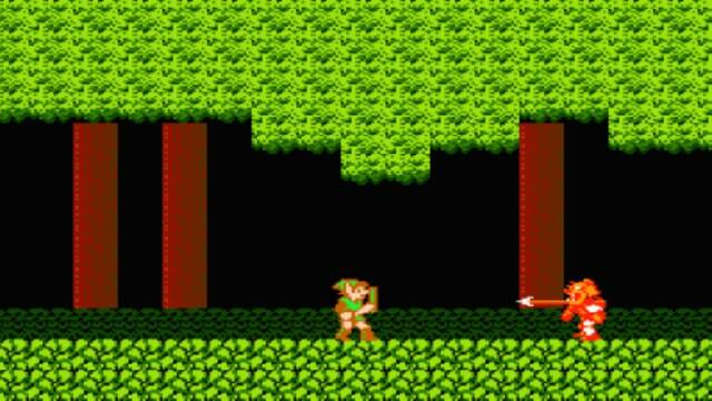 Los creadores de Azure Striker y Mega Man Zero quieren hacer un remake de Zelda 2