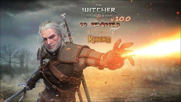 The Witcher 3: El ambicioso mod HD Reworked V10 ya está disponible para descargar
