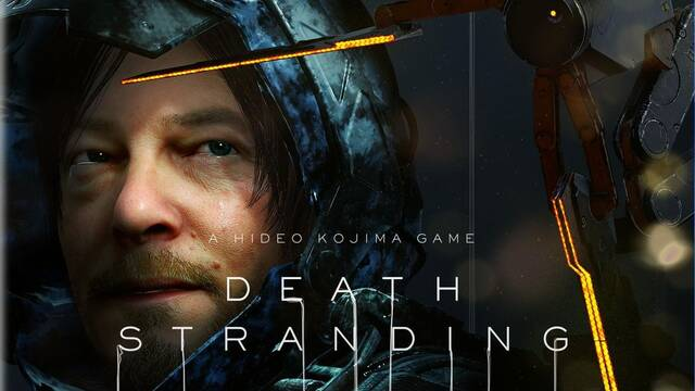 Death Stranding presenta su carátula final, incluida la de las ediciones especiales