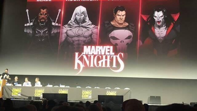 Los Marvel Knights llegarán a Marvel Ultimate Alliance 3 con su primer contenido extra