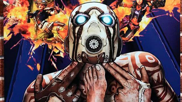 Gearbox revela las portadas que se descartaron de Borderlands 3