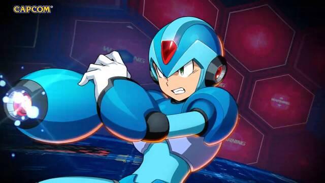 Capcom presenta Megaman X DiVE para iOS y Android con un teaser